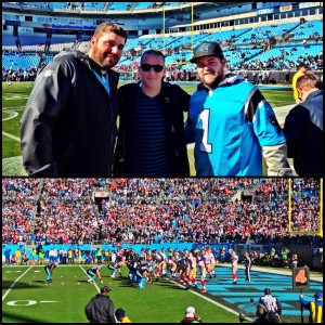 Panthers vs 49ers